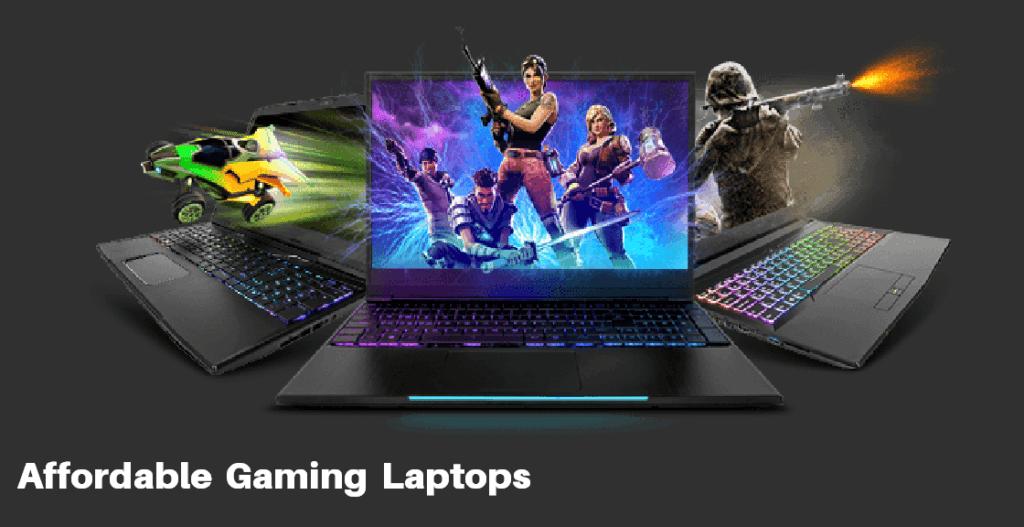 budget gaming laptop